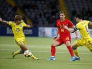 [欧预赛]哈萨克斯坦0-2比利时