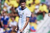 [热身赛]厄瓜多尔1-6阿根廷