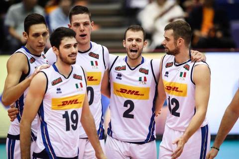 男排世界杯意大利3-2伊朗