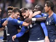 [欧预赛]法国1-1土耳其