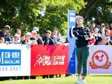 中国女子公开赛第三轮