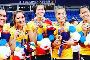 东南亚运动会泰国女排12连冠