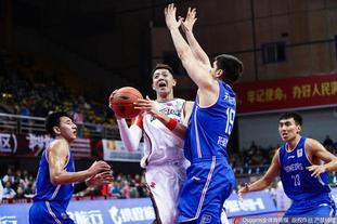 CBA第16轮:深圳VS天津