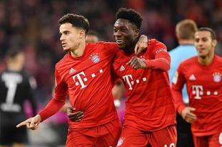 [德甲]拜仁慕尼黑6-1不莱梅