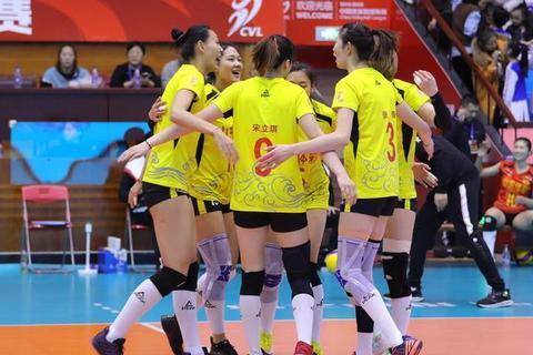 排位赛山东女排3-1辽宁