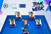 欧冠本轮最佳阵:拜仁5人入选