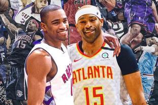 卡特NBA职业生涯终于落幕