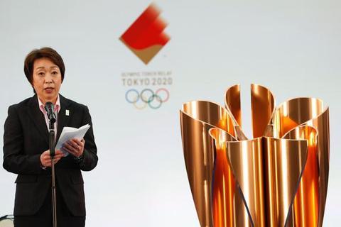 東京奧運會火炬傳遞出發儀式在福島舉行
