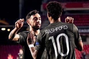 [欧联杯]曼联客场2-0格拉纳达