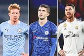 欧足联计划将皇马曼城和切尔西逐出本赛季欧冠