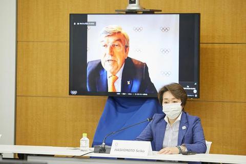 國際奧委會東京奧運會協調委員會召開第11次會議