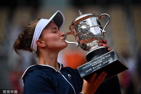 法網:克雷吉茨科娃奪冠