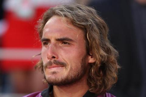 法網22歲西西帕斯獲得男單亞軍