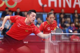 国乒热身赛在山东威海开战