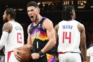 [NBA西部决赛]快船114-120太阳