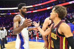[NBA季后赛]老鹰4-3淘汰76人