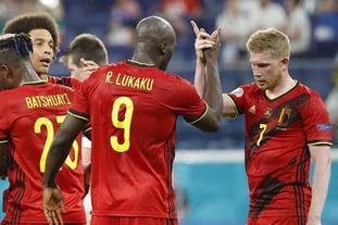 [欧洲杯]比利时2-0芬兰