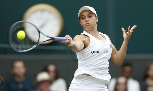 溫網巴蒂2-0布林科娃進第3輪