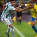 熱身賽-內馬爾補時助攻國米中衛 巴西絕殺阿根廷