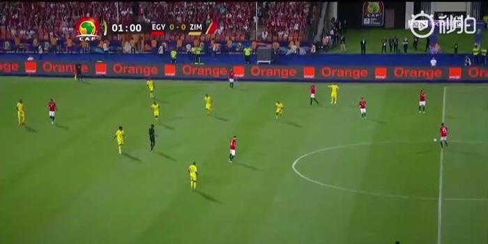 非洲杯揭幕-萨拉赫出战 埃及1-0夺开门红