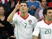 新浪体育专访德科:葡萄牙有C罗 世界杯夺冠有戏