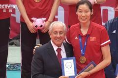 第1人!朱婷再夺女排世界杯MVP 三获殊荣比肩郎平
