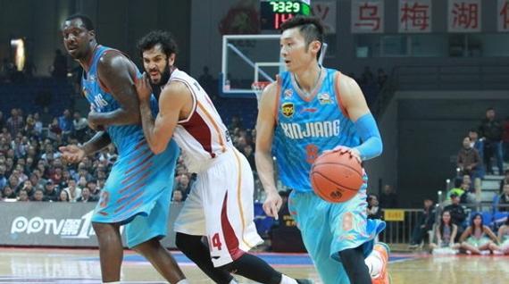 刘炜仍然是球队不行或缺的紧张球员