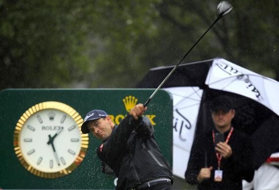 斯科特批评奥运会高尔夫项目