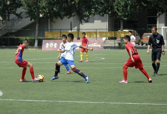 2016北京中考体育考试增加足球排球 考生可选