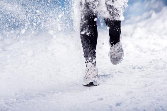 冬季跑步注意事项