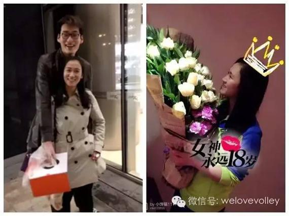 最萌恋人身高差,边洪敏身高2.10米 单丹娜身高1.68米