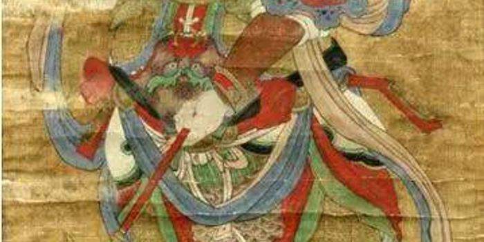 为什么说马王爷有三只眼 他在中国古代是怎样的存在