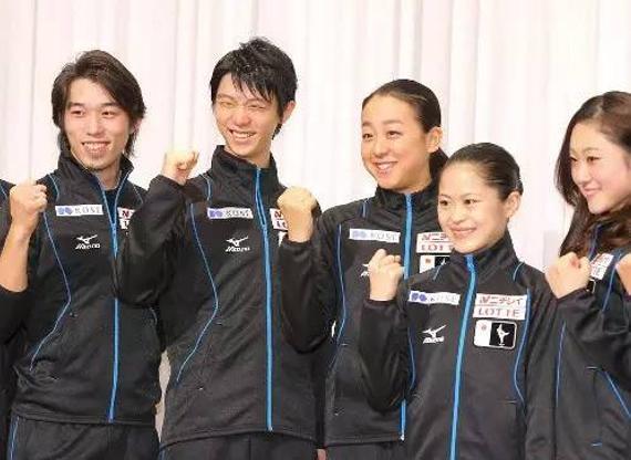 日本站赛前图像