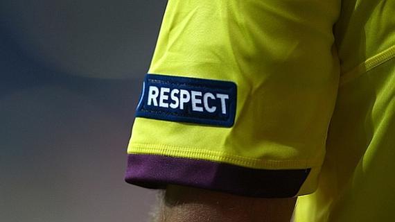 尊重是足球比赛的重要内容