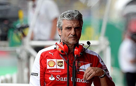 法拉利F1领队阿德里巴贝内