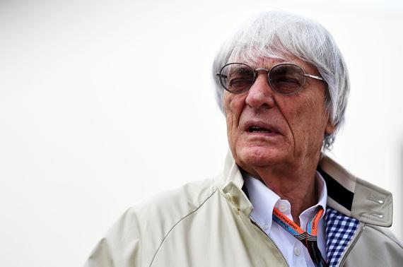 F1掌门人伯尼-埃克莱斯顿