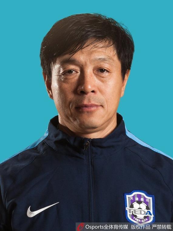 刘学宇负责泰达领队