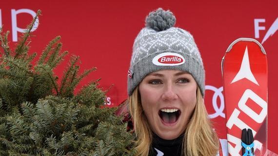 1周雪上赛事综述:美国美女统治高山滑雪小回转