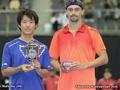 20岁日本小将夺挑战赛第2冠