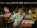 谁将赢得2015年FIFA金球奖?