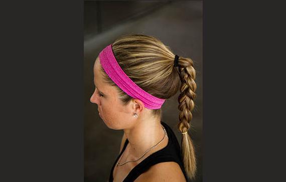 美女跑步那些事:推荐女性跑者9种发型 美观实用图片