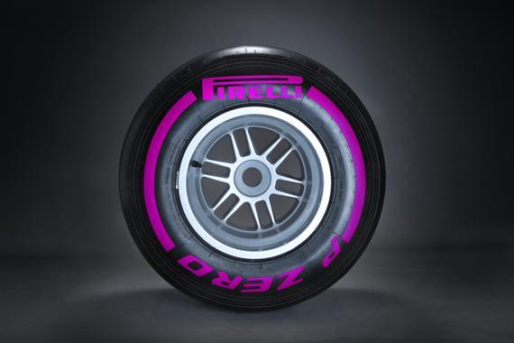 2016赛季倍耐力将带来全新P Zero极软胎