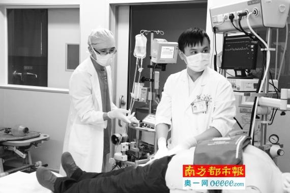 广马将启动人工膜肺系统