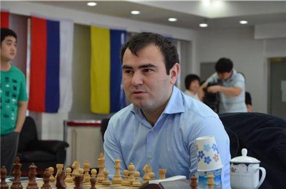 阿塞拜疆头号棋手马梅季亚洛夫