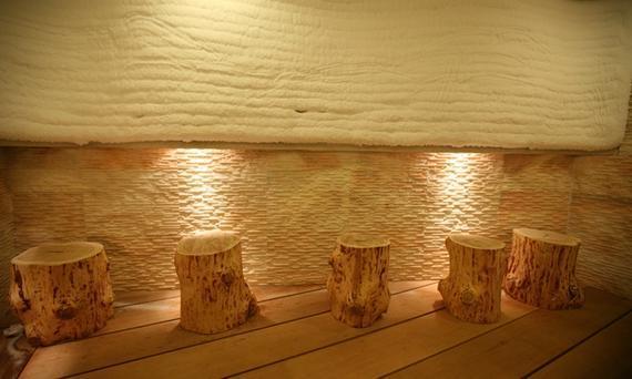 韩式洗浴木凳子图案