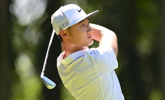 李昊桐曾在希望赛夺得冠军