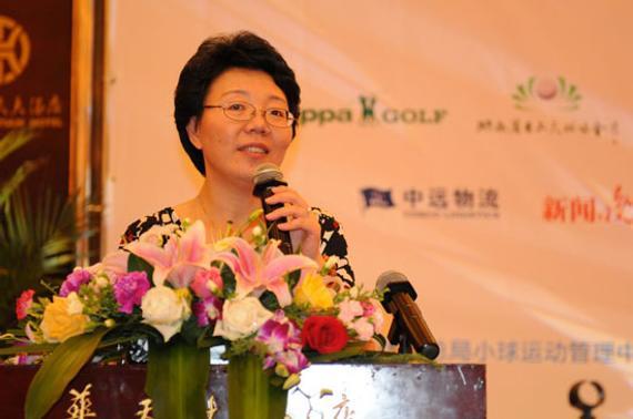 希望赛,中国高尔夫看得见的未来!