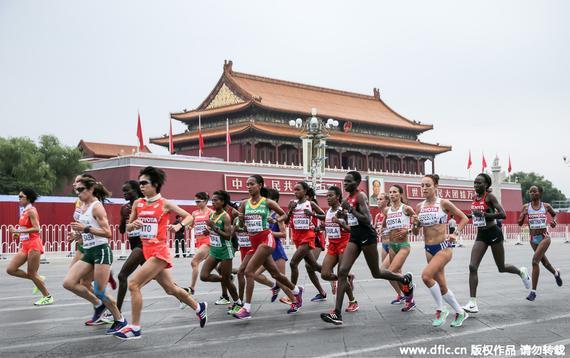 2015北京马拉松-丁丁runner 2015马拉松十大关键词