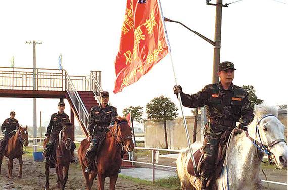 骑兵进行曲萨克斯