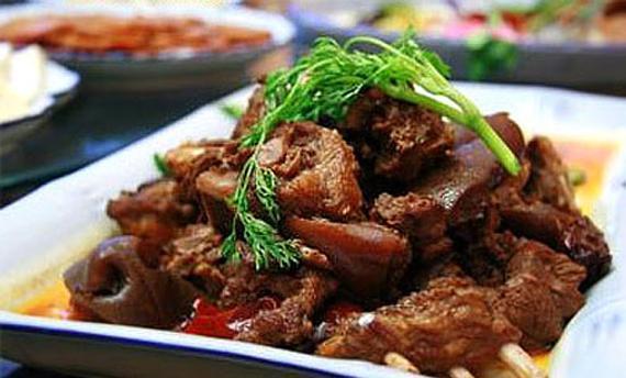 海南儋州跑马攻略美食篇:长坡米烂王五狗肉